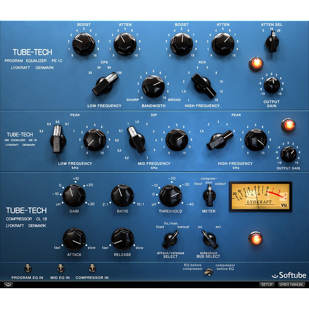 Tube-Tech Classic Channel (upg from CL1B/PE1C) DL版