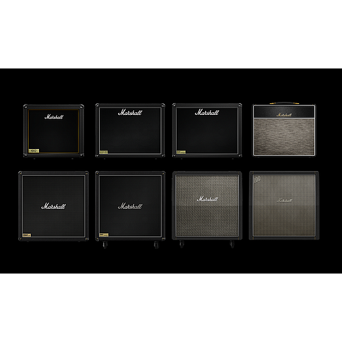 Marshall Cabinet Collection DL版